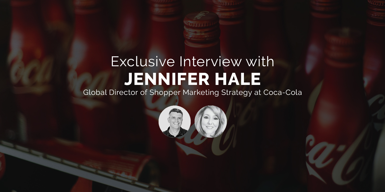 Exclusive Interview with Jennifer Hale from Coca-Cola