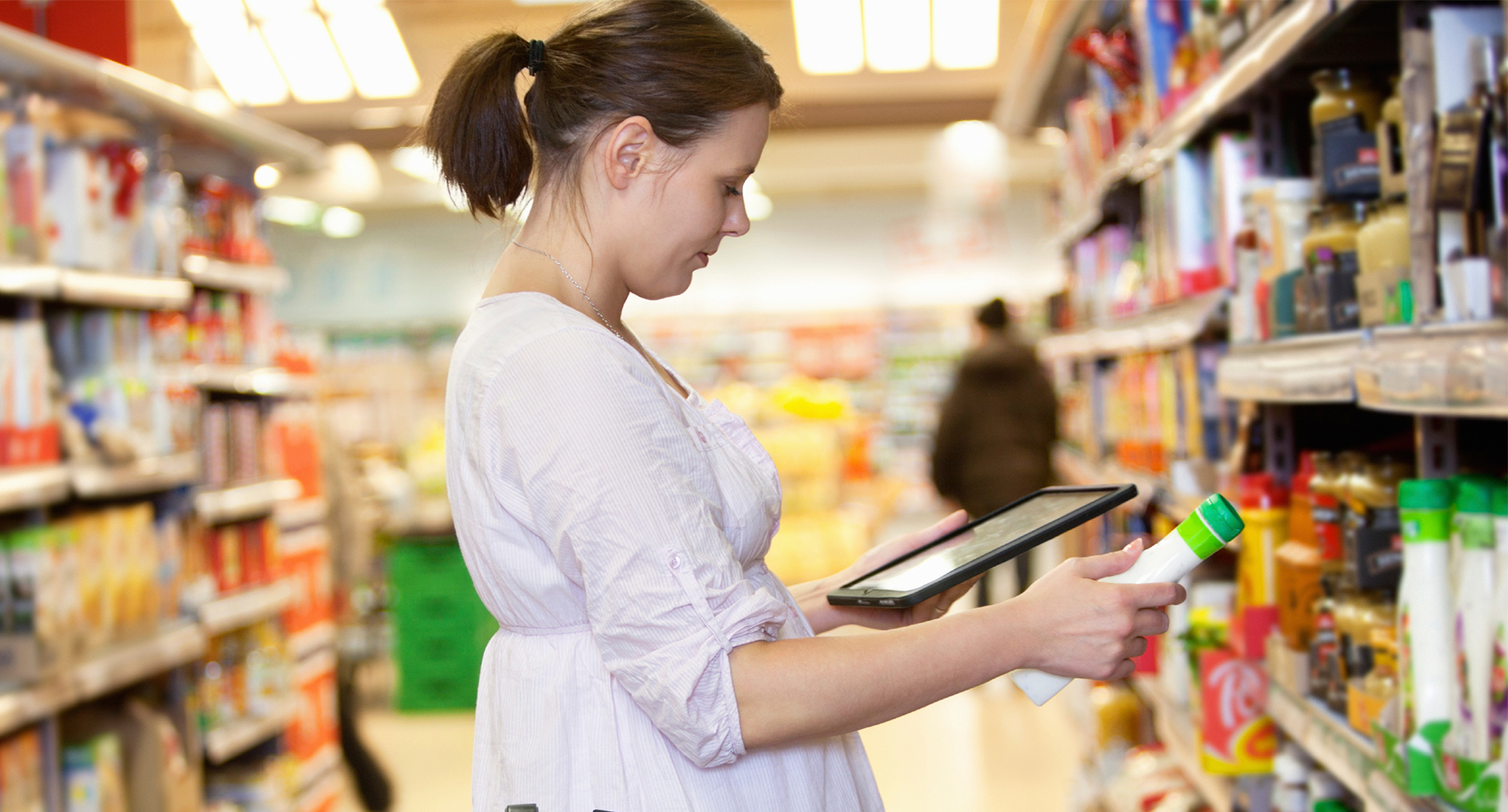The evolution of shopper behaviour